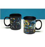 PlayStation Tasse mit Thermoeffekt Game Cover