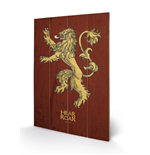 Holzdruck Game of Thrones  293769