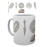 Tasse Uncharted 293787