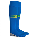 Socken Brasilien Fussball 2018-2019 Away (Blau)