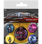 Brosche Power Rangers  294366