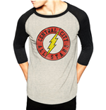 T-Shirt The Flash Dc Originals - Flash Central City