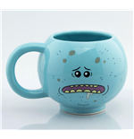 Rick & Morty 3D Tasse Mr Meeseeks