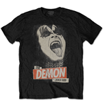Kiss T-Shirt für Männer - Design: The Demon Rock