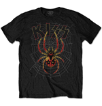 T-Shirt Kiss: Spider