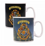 Harry Potter Tasse mit Thermoeffekt Hogwarts Crest