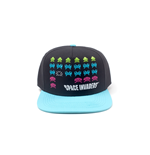 Space Invaders  Snapback Kappe