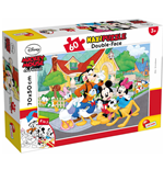 Puzzle Mickey Mouse 296344
