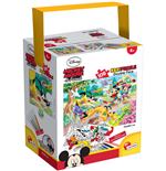 Puzzle Mickey Mouse 296345
