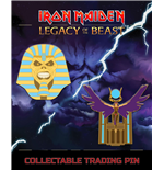 Iron Maiden Legacy of the Beast Ansteck-Button Doppelpack Pharaoh & Aset