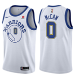 Golden State Warriors Patrick Mccaw Nike Hardwood Classic Replik Trikot
