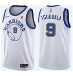 Golden State Warriors Andre Iguodala Nike Hardwood Classic Replik Trikot