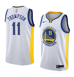Golden State Warriors Klay Thompson Nike Association Edition Replik Trikot