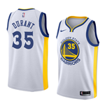 Golden State Warriors Kevin Durant Nike Association Edition Replik Trikot