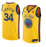 Golden State Warriors Shaun Livingston Nike City Edition Replik Trikot