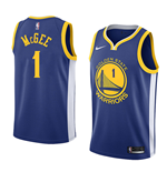 Golden State Warriors Javale McGee Nike Icon Edition Replik Trikot