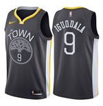 Golden State Warriors Andre Iguodala Nike Statement Edition Replik Trikot