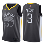 Golden State Warriors David West Nike Statement Edition Replic Trikot