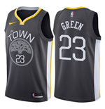 Golden State Warriors Draymond Green Nike Statement Edition Replik Trikot