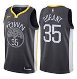 Golden State Warriors Kevin Durant Nike Statement Edition Replik Trikot