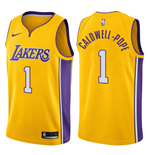 Los Angeles Lakers Kentavious Caldwell-Pope Nike Icon Edition Replik Trikot