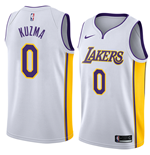 Los Angeles Lakers Kyle Kuzma Nike Association Edition Replik Trikot