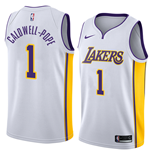 Los Angeles Lakers Kentavious Caldwell-Pope Nike Association Edition Replik Trikot