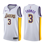 Los Angeles Lakers Isaiah Thomas Nike Association Edition Replik Trikot