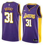 Los Angeles Lakers Thomas Bryant Nike Statement Edition Replik Trikot