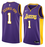 Los Angeles Lakers Kentavious Caldwell-Pope Nike Statement Edition Replik Trikot
