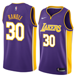 Los Angeles Lakers Julius Randle Nike Statement Edition Replik Trikot