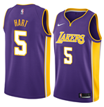 Los Angeles Lakers Josh Hart Nike Statement Edition Replik Trikot