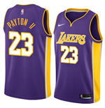 Los Angeles Lakers Gary Payton II Nike Statement Edition Replik Trikot