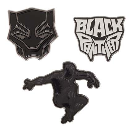 Brosche Black Panther