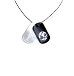 Hundemarke Sea of Thieves - Skull Dogtags