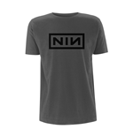T-Shirt Nine Inch Nails Classic Black Logo