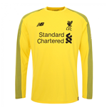 2018/2019 Trikot Liverpool FC 2018-2019 Home (Gelb)