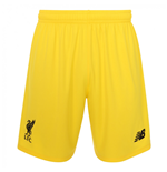 Shorts Liverpool FC 2018-2019 Home (Gelb)