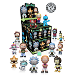 Rick and Morty Minifiguren 5 cm Display (12)