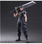 Crisis Core Final Fantasy VII Play Arts Kai Actionfigur Zack 27 cm