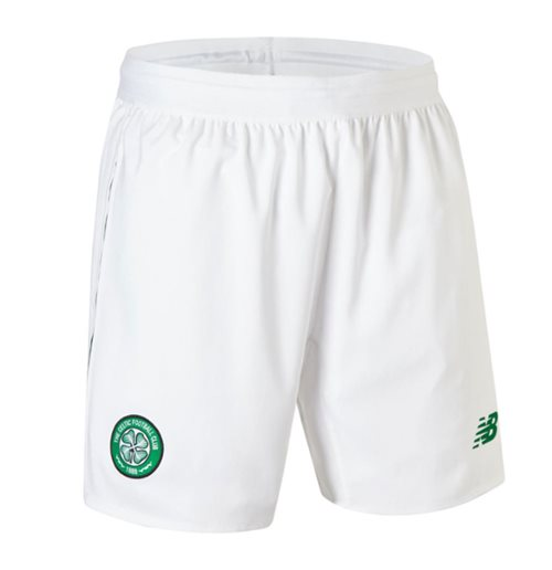 Shorts Celtic 2018-2019 Home (Weiss)