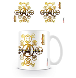 Avengers Infinity War Tasse Connecting Icons