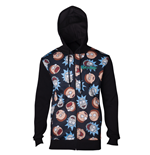 Sweatshirt Rick and Morty 299342