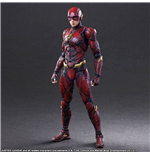 Justice League Play Arts Kai Actionfigur The Flash 25 cm