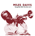 Vinyl Miles Davis - Young Man With The Horn Vol.1