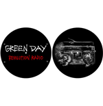 Green Day Slipmat - Design: Revolution Radio