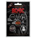 AC/DC Brosche - Design: For Those About To Rock