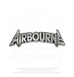Airbourne  Brosche - Design: Logo