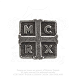 My Chemical Romance  Brosche - Design: Cross
