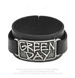 Green Day Armband - Design: Logo